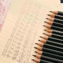 stationary store pencil sketch 9000 top professional Pencils for drawing lapices 16PCS/BOX
