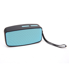 Portable Outdoor Ultra Slim Wireless Bluetooth Speaker With USB TF Slot High Quality