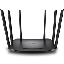 TP LINK Wireless Wifi Router WDR7400 Black AC 1750Mbps Dual Band 2.4GHz+5GHz Wi Fi Roteador For SOHO Wifi Repeater