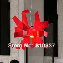 NEW New Modern 600mm Paper Cranes Pendant Lamp Suspension Hanging Light Chandelier