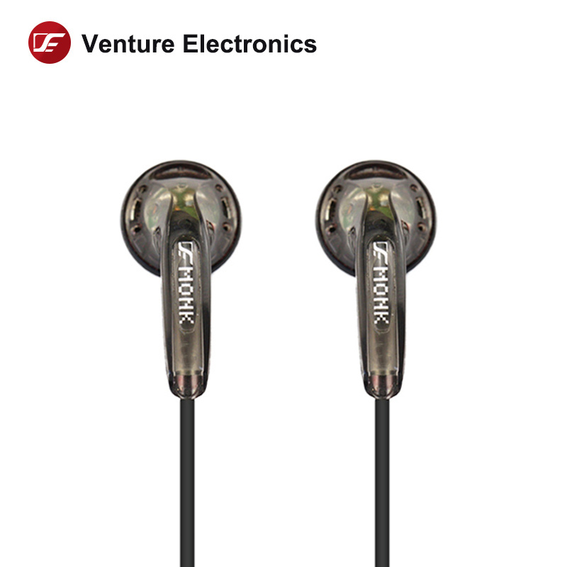 Venture Electronics VE Monk Plus Earbuds Hifi  Earphones(China)