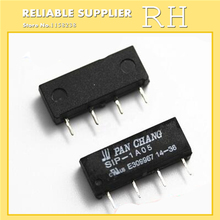 10PCS/lot Reed Relays SIP-1A05 1A 4PIN A group of normally open(China)