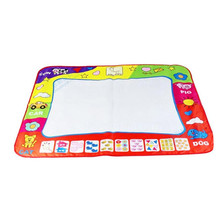 Aqua Doodle Children's Drawing Toys Modern Mat Magic Pen Educational Toy 1 Mat+ 2 Wate Gift For Kids Children #7905(China)