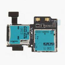 ZONBEMA For Samsung Galaxy S4 i9505 Micro SD SIM Card Tray Slot Holder Reader Flex Cable(China)