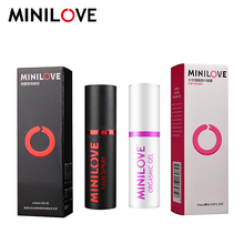 2pcs Natural Herbal Men Delay Enlargement Spray Penis Extender/Women Sex Orgasmic Gel Climax Spray Enhance Female Vagina Libido