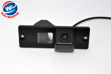 2016 Auto Backup Rear View Parking Kit Camera CCD Car Reverse Car Rearview reversing parking camera For Mitsubishi Pajero(China)