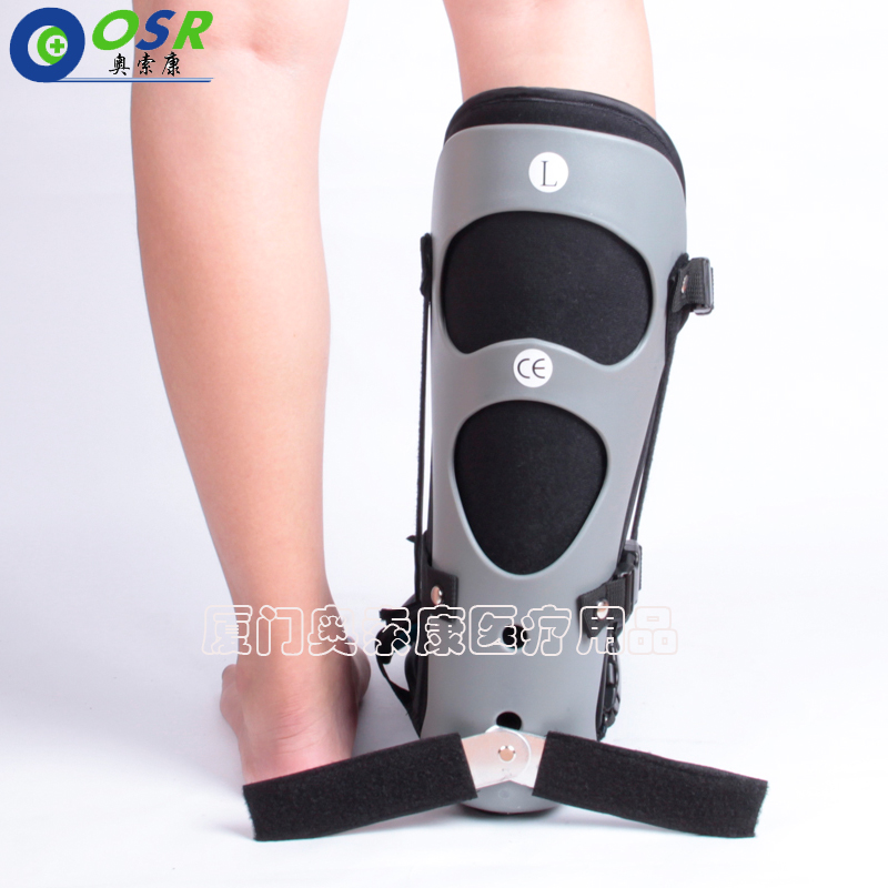 Plantar Fasciitis Night Splint With Tread Dorsal Soft Light For Plantar Fasciitis Medical Ankle Braces Treat Achilles Tendonitis<br>