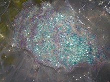 10g/bottle Opalescente Scintillio Fiocchi, iridescente glitter, forniture resina, scrapbook forniture, scrapbooking, allentato scintillio(China)