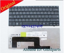 Free shipping Original New black Mini Laptop Keyboard For HP Compaq Mini 700 1000 1100 Keyboard 504690-001 496688-001 504611-001