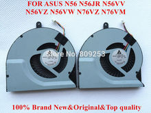 Origina Brand NEW KSB0705HB BK99 CPU FAN FOR ASUS N56 N56JR N56VV N56VZ N56VW N76VZ CPU COOLING FAN,Free shipping