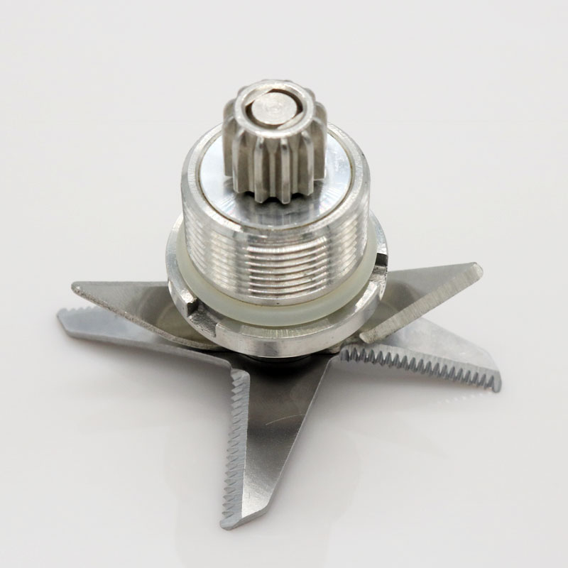High quality Japan Spare parts blender knife ommercial blender blade parts Replacement Blades Blender jar 2l (1)