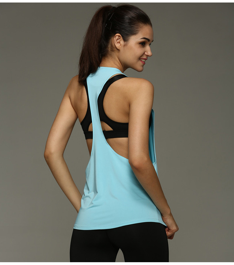 Women Yoga Tshirt Female Sport T Shirt Hollow Out Fitness quick-drying