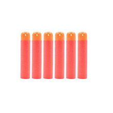 9.5CM Refill Darts Children Toy Gun Soft Big Bullets Toy Red Blue Sniper Rifle Clip Bullets 360PCS Wholesale