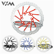 Bicycle Disc Brake Rotor Cycling MTB G3 CS Clean 160mm Brakes Sweep Road MTB Bike Disc Brake Rotor Bike Blots Screw Bicycle Part