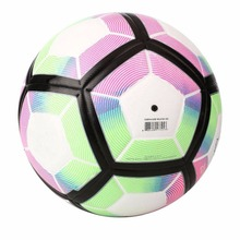 Relefree Professional PU Official Size 5 Anti-Slip Granule Football Match Training Outdoor Sports Soccer Ball Equipment(China)