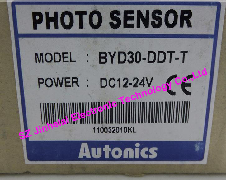 100% New and original  BYD30-DDT-T   AUTONICS  <br>