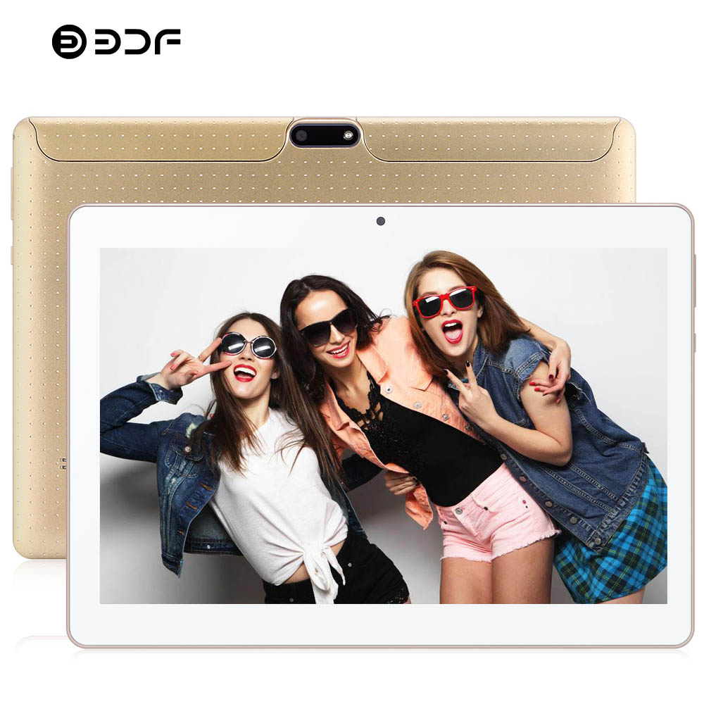 BDF 10 Inch Tablet MTK6580 Quad Core Android 7.0 Tablet Pc Original Design 3G Phone Tablet IPS WiFi 4GB+32GB Android Tablet 10.1(China)