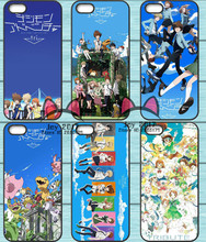 Digimon Adventure Tri Cartoon Phone Cover Case For Samsung Galaxy S6 S7 Edge S8 Plus A3 A5 A7 J3 J5 J7 2015 2016 2017 J5 Prime(China)