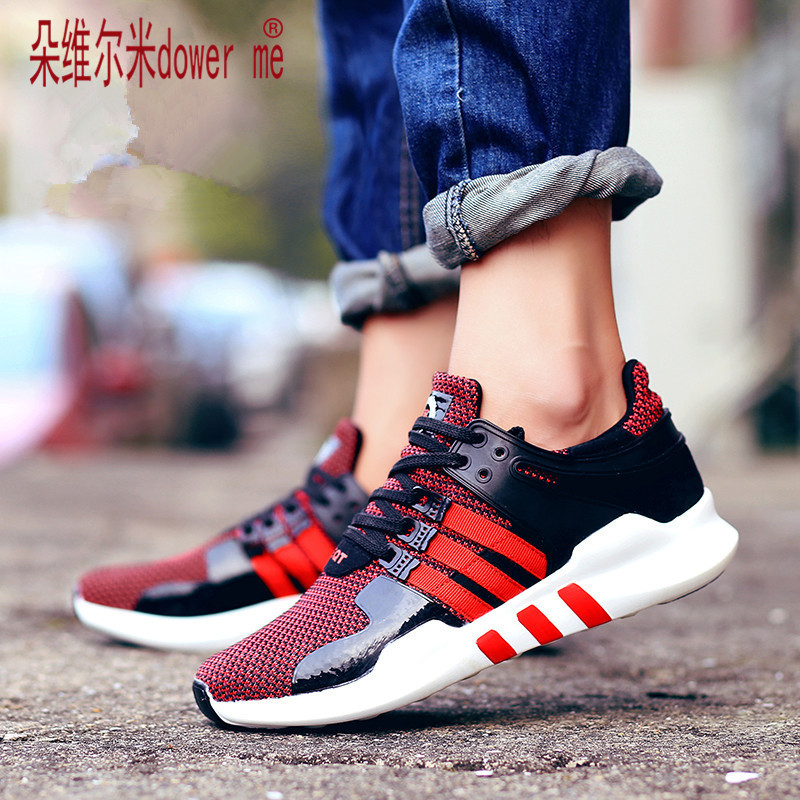 2017 Mens shoes Tenis shoes casual Breathable EVA 2017 wedge brand shoes Summer Size 7-9.5 Massage cheap shoes for men<br><br>Aliexpress