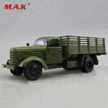 1:32 CA10 China Jiefang Military Truck Diecast Model Toys Army Green Truck Gift Collections(China)