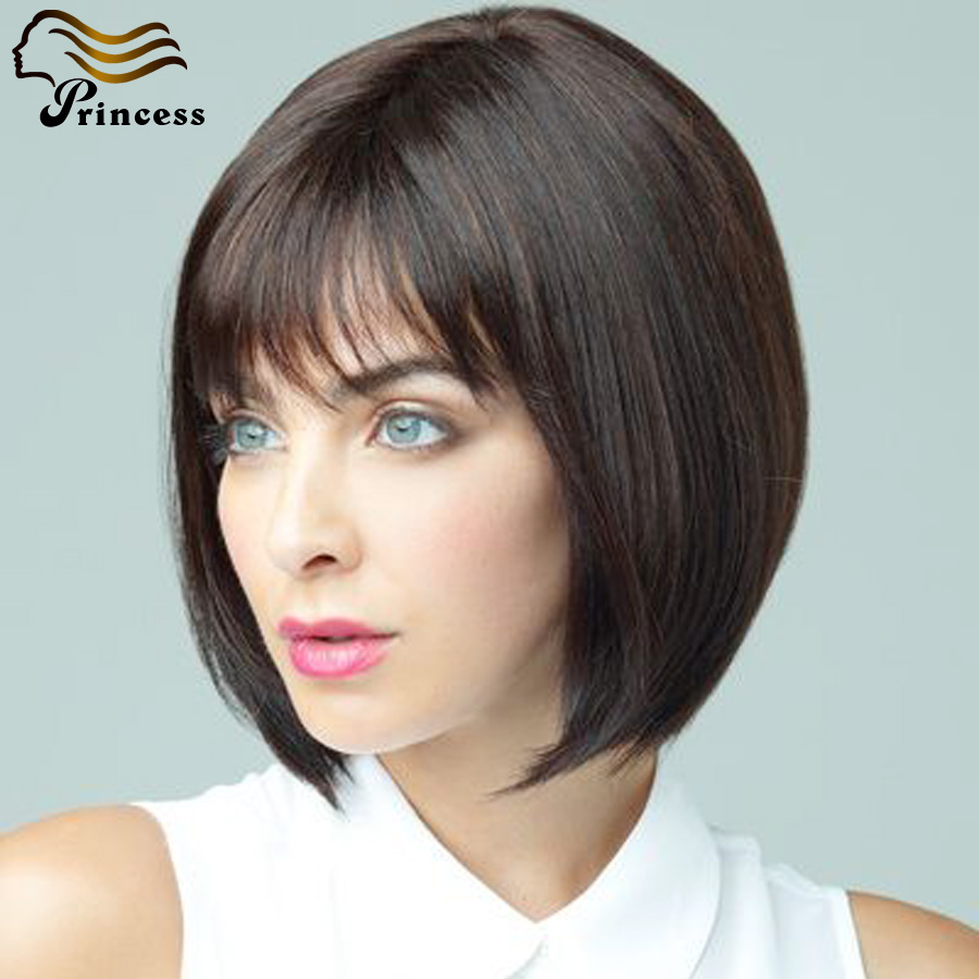 7A Peruvian Human Hair Bob Wigs For Black Women Straight Glueless Lace Front Human Hair Wigs With Baby Hair Cheap Full Lace Wigs<br><br>Aliexpress