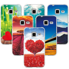 "Scenery Rose Phone Cases for Samsung J1 Nxt Duos Hard PC Back Cover for Samsung Galaxy J1 Mini 2016 J105 J105H J105F 4.0"" Funda"
