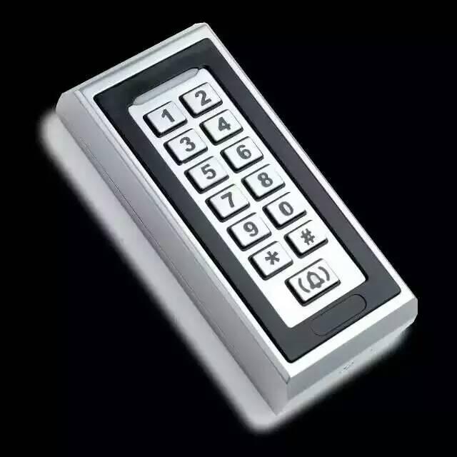 1000 user Metal Water-proof ID Door Access Control System <br>