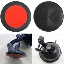 2Pcs 80mm Adhesive Sticky Sucker Dashboard Suction Cup Disc Disk Pad For Car GPS Phone Holder Mount(China)