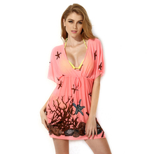 Elegant Design Beach Cover Up 2016 Bathing Suit Cover Ups Summer Beach Dress Bikini Swimsuit Cover Up Beachwear Pareo Sarong