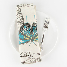 Butterfly Modern Coasters Table Mats Placemat Coffee Tea Place Mat PVC KitchenTable Mats Dinning Waterproof Table Cloth