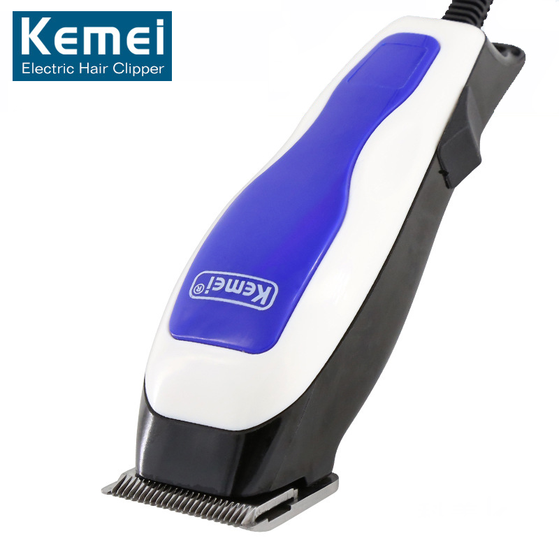 Original KM-8840 High Power Rechargeable Hair Trimmer Electric Men Baby Children Hair Clipper Mute Barber Cutting<br>