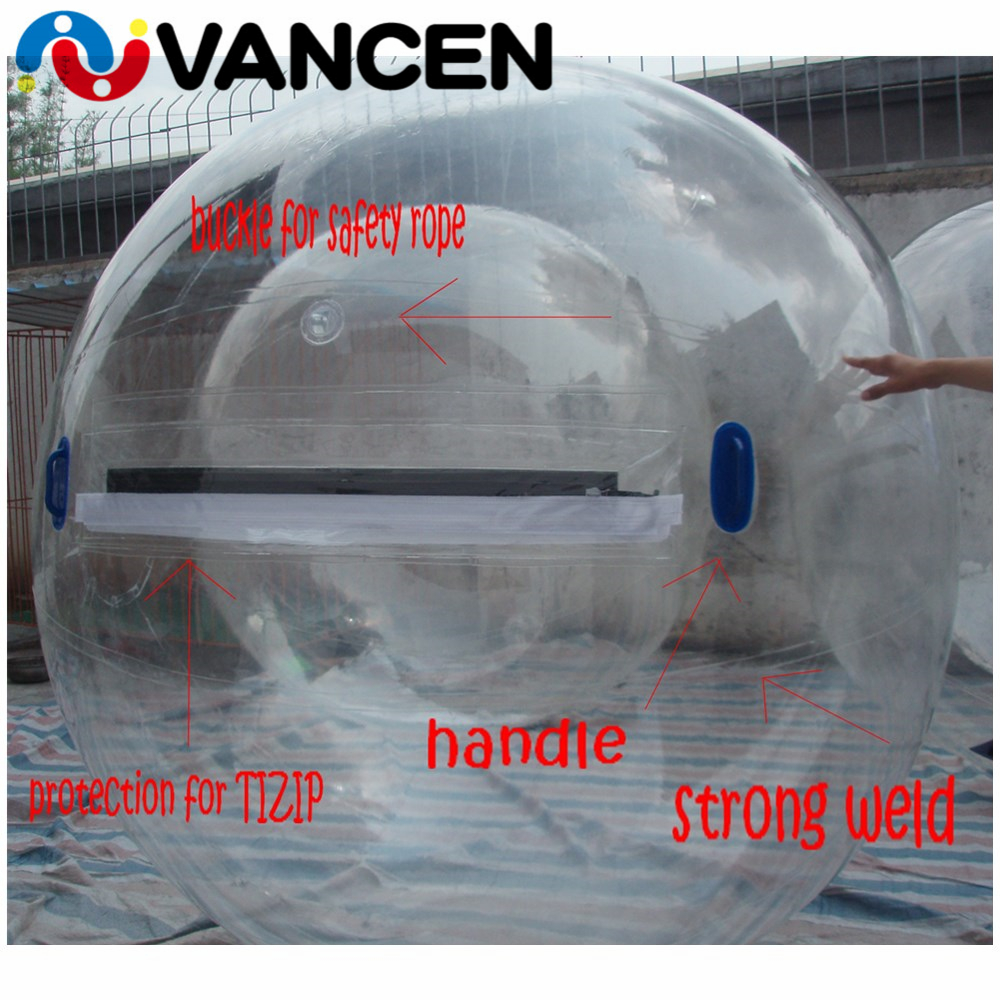 inflatable water ball07