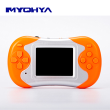 2 pcs Hand Held Game Video Player TV Handheld 180 Built in games Portable Video Console mini Retro 8 Bit Game for NES mini games(China)