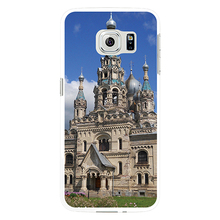 Historical Sites Print Phone Case for Samsung S4 S6 S7 Edge Plus(China)