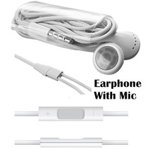 High quality stereo earphone noise canceling headset with microphone and voice control  for iPhone 4 4S