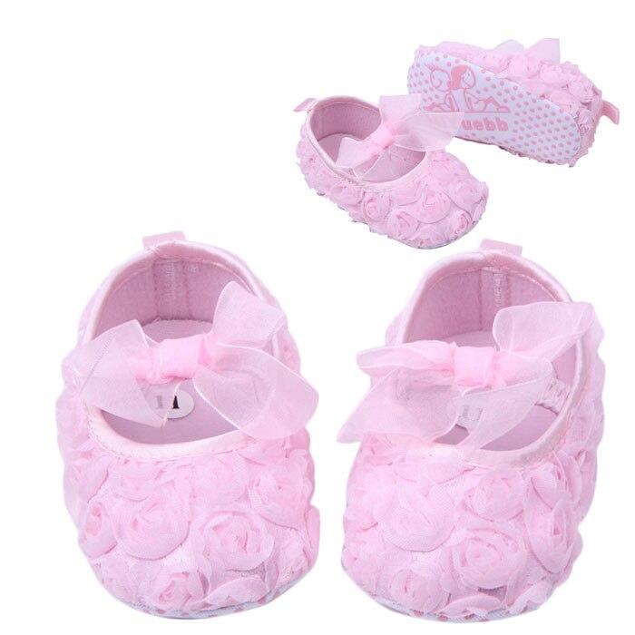 kid shoes children girls shoes flowers kids first walkerschildrens shoes girls baby shoes newborn baby booties bebes great<br><br>Aliexpress