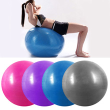 Yoga Ball 65cm Exercise Gymnastic Fitness Pilates Balance With Air Pump free shipping