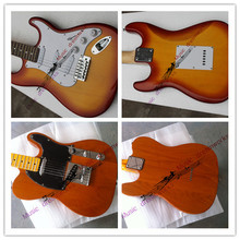 China firehawk guitar Hot selling high quality beautiful TL ALDER WOOD Electric Guitar The color can be changed(China)