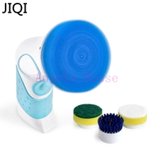 JIQI handheld Dishwashing machine dishwasher multifunctional brush kitchen bathroom cleaning brush Tile walls cleaner waterproof