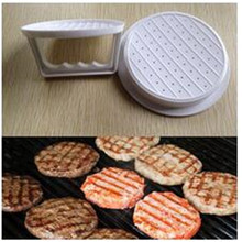 Buy 1pcs DIY White Plastic Stuffed Burger Press Hamburger Patties Maker Beef Mould Meat Press Grill Patty Mold Kitchen BBQ Tool for $1.28 in AliExpress store