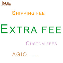INOE boots extra fee, shipping fee, for  FedEx price UPS, DHL price link, samples cost link, waterproof & sheepskin boot link
