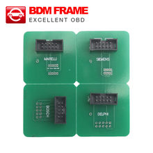 High quality BDM Frame adapter only adapter support BDM100 ECU programmer free shipping(China)