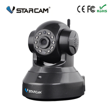 H.264 720P 1MP Vstarcam C7837 home wifi IP Camera Wireless Support 64G TF card Easy To Install Free Shipping(China)