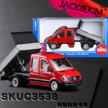High simulation siku Engineering vehicles,1:50 scale alloy Light truck Dump truck,High quality models,gift toy,free shipping