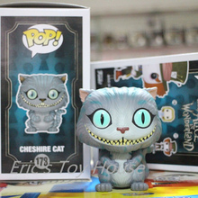 New Funko pop Original Alice in Wonderland - Cheshire cat Figure Hot Movie Collectible Vinyl Figure Model Toy with Original box(China)