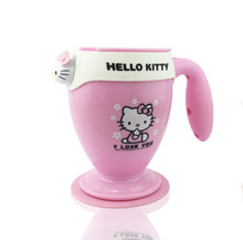 550ml hello kitty magic never pour mug never spill again mark cup girl office coffee cup