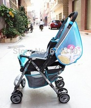 5PCS Free shipping  Baby stroller bag cart car umbrella sidepiece bag BTRQ0026