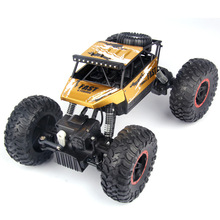 Buy 1:18 4WD Golden High speed RC Cars 2.4G Radio Control RC Cars Kids Toys Buggy High speed Trucks Off-Road Truck Toys Children for $46.30 in AliExpress store