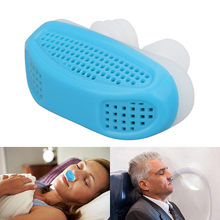 Mini Snoring Device Anti Snore Silicone Ventilation Nose Relieve Nasal Congestion Effective Snoring Solution Anti Snore Device