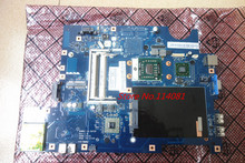Free shipping For lenovo G555 LA-5972P DDR2 system notebook motherboard 100% Tested OK +CPU free
